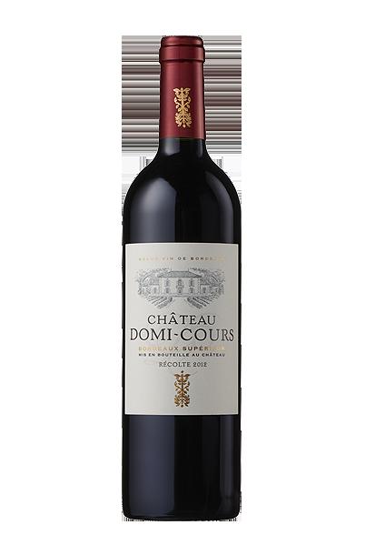 Château Domi-Cours Rouge  - 2012