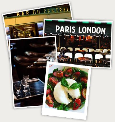 Trouvez nos vins à Paris et autour de Paris