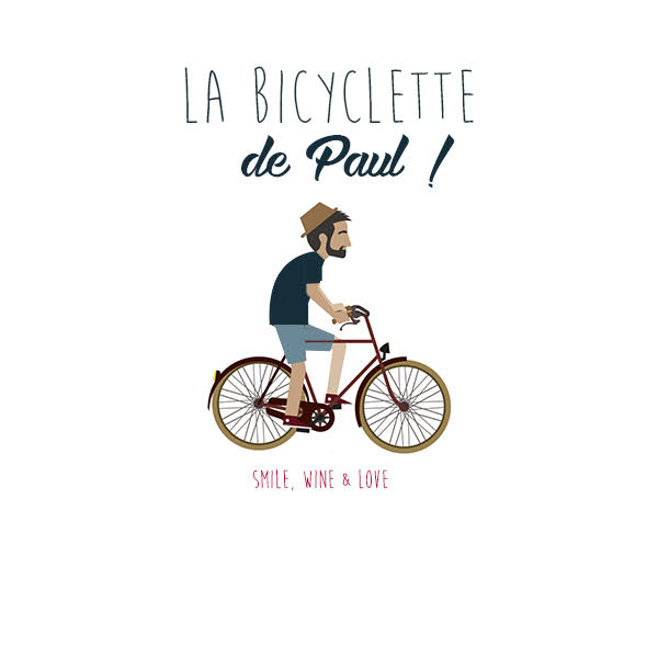 Bicyclette de Paul