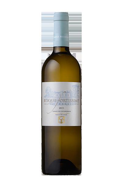 Roquefortissime Château Roquefort Blanc  - 2015