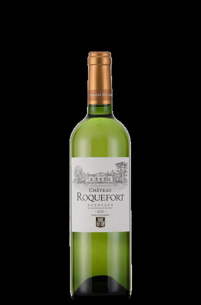 Château Roquefort Blanc 2020, AOC Bordeaux blanc
