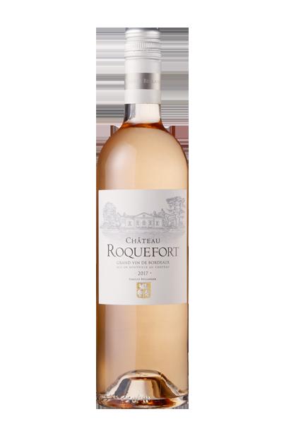Château Roquefort rosé 2017