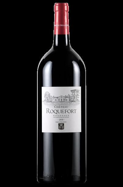1 bouteille Château Roquefort rouge Magnum