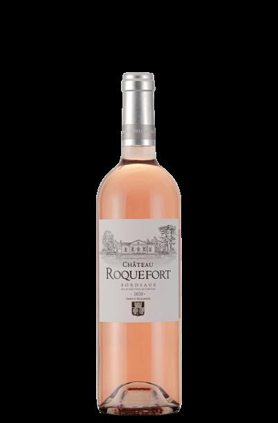 Château Roquefort Rosé 2020, AOC Bordeaux rosé