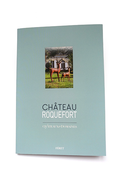 Livre Château Roquefort